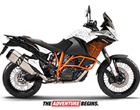 EFFETTI ADVENTURE - Motorcycles graphic kits