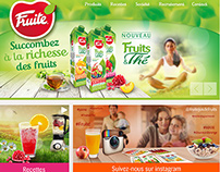 Fruite website
