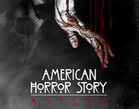 AMERICAN HORROR STORY - KEY ART - TV SHOW POSTER