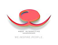 Branding - Woof Interactive