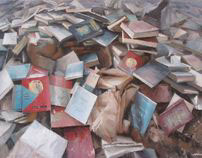Libri - Book paintings
