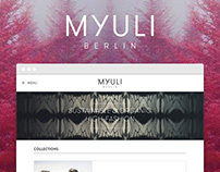 Myuli - Website