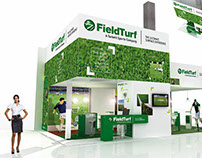 Stand FieldTurf à Cologne