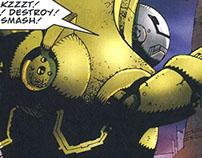 Judge Dredd: Jinxed 3.
