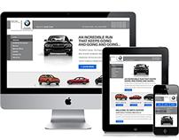 BMW Website Proposal