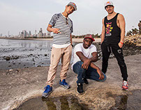 Red Bull Cypher One Judges Photo Session