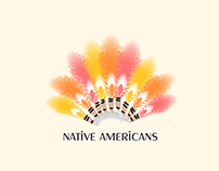 Native Americans | Logo