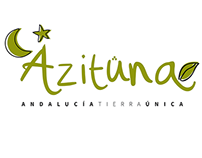 Azituna. Turismo Al-sur. Identidad Corporativa