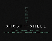 Ghost in a Shell Collab Project