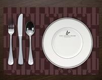The Living Room - Restaurant Re-Brand