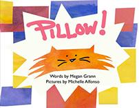 Pillow! Children's Book