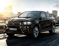 BMW X6 - MORE JET. LESS SET.