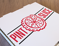 Pint Slice Pizza