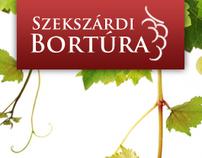 Website - Szekszárdibortúra.hu