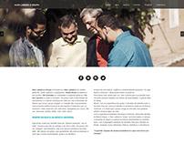 Website - Alex Lameira