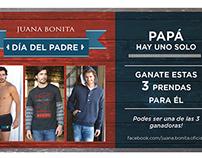 Flyer para facebook Día del padre