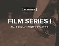 Film Series I Photoshop Actions