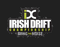 Web Design & Development | Irish Drift Championship
