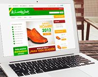LUMBERJACK // diseño web - web design