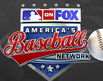 FOX Sports MLB ID Logos