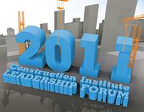 Construction Institute - 2011 Leadership Forum