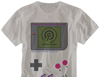 Game Boy T-shirts