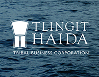Tlingit Haida Tribal Business Corporation Logo
