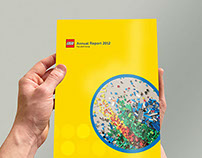 Annual Report for LEGO Group