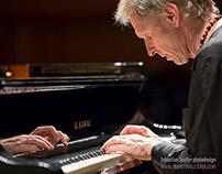 Artur Dutkiewicz piano jazz concert in Barcelona