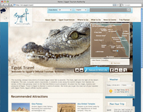 Egypt Tourism Authority - Awarded Global Portal