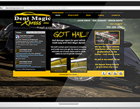 Dent Magic Xpress - Website