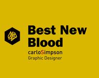 D&AD BEST NEW BLOOD WINNER 2011