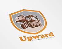 Upward International Logistics Logo
