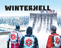 WinterHell. Obstacle course racing || Website
