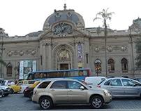 Santiago, Bellas Artes