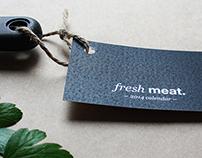 Fresh Meat 2014 Calendar / Print