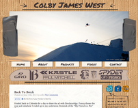 Web Design & Development: Colby James West