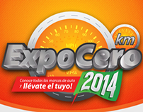 ExpoCero Km - Branding
