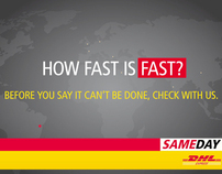 DHL - Case Study Video