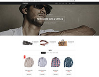 Storefront - eCommerce WordPress Theme