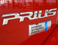 Radio Toyota Prius