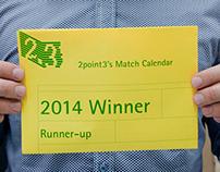 World Cup Calendar