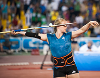Samsung Diamond League Doha 2014