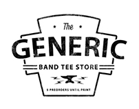 The Generic Band Tee Project