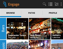 Engage: Mobile Application