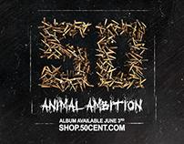 50 Cent / Animal Ambition intro