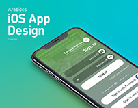 iOS App UI Design