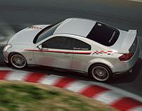 Nissan Skyline Coupe V35 (Nismo)