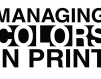 COLORS IN PRINTING