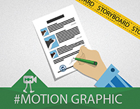 MM at Work - Motion Graphic 7th Project - Storyboard